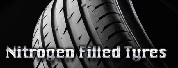Nitrogen-Filled-Tyres
