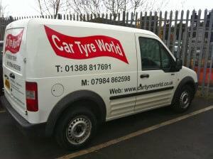 Tyres-Sunderland