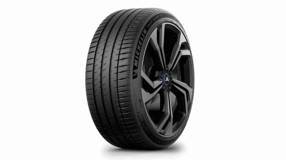 Michelin Sport EV Range